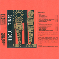 Sonic Youth Unload Another 12 Archival Releases to Bandcamp