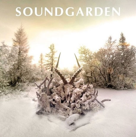 Soundgarden - 'King Animal' (album stream)
