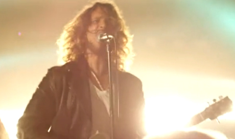 "Soundgarden - ""By Crooked Steps"" (video) (dir. by Dave Grohl)"