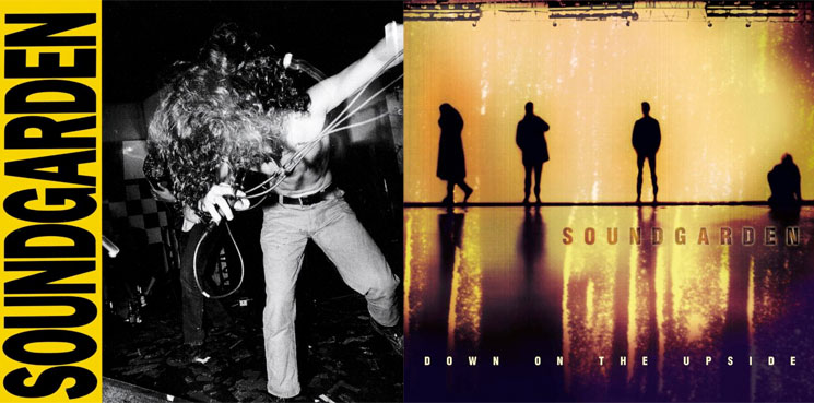 Soundgarden Treat Louder Than Love And Down On The Upside To Vinyl Reissues
