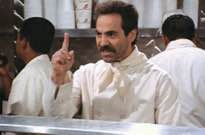 'Seinfeld' Soup Nazi Helps Raise Funds for BC Wildfire Relief
