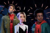'Spider-Man: Into the Spider-Verse' Nails the Best Webslinger in Movie History Directed by Bob Persichetti, Peter Ramsey, Rodney Rothman