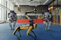 That 'Black Mirror'-Style Robot Dog Is Really into Choreography Now