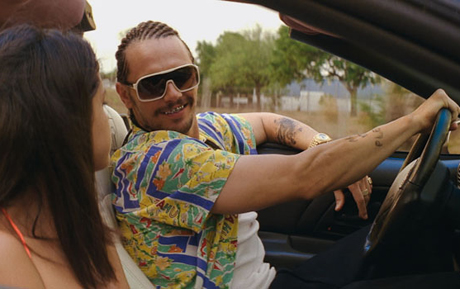 Spring Breakers - Directed by Harmony Korine