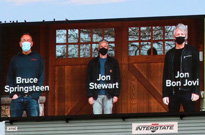 Bruce Springsteen, Bon Jovi and Jon Stewart Want You to 'Wear a Friggin' Mask'
