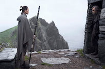 Star Wars: The Last Jedi Directed by Rian Johnson