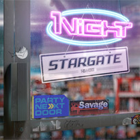 "Stargate Link Up with 21 Savage and PARTYNEXTDOOR for ""1Night"""