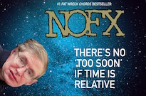 NOFX Have Just Released a Tribute to Stephen Hawking