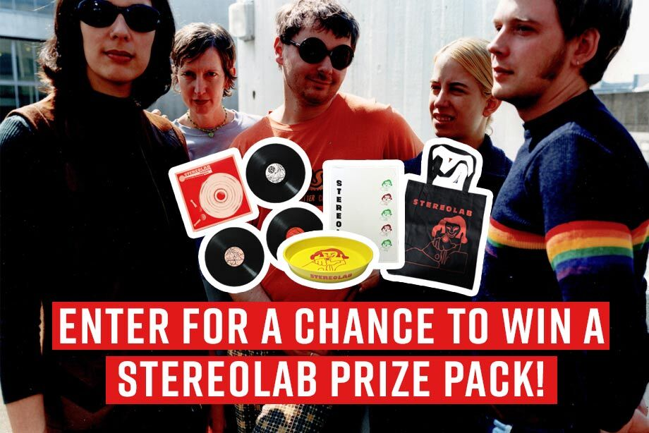 Stereolab — Enter for Your Chance to Win an 'Electrically Possessed' Prize Pack!