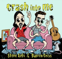 Steve Aoki Just Released a Cursed Dave Matthews Band Cover with 'Glee' Actor Darren Criss
