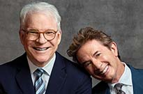 Steve Martin and Martin Short Discuss Working Together, Harvesting Canadian Comics and New Show 'Now You See Them, Soon You Won't'