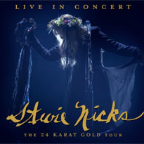 Stevie Nicks Announces '24 Karat Gold' Live Album and Film