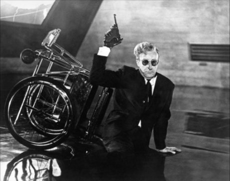 Dr. Strangelove or: How I Learned to Stop Worrying and Love the Bomb - Directed by Stanley Kubrick