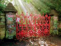 Beatles Liverpool Landmark Strawberry Fields Opened to the Public for the First Time