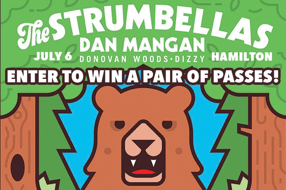 The Strumbellas – Enter to Win a Pair of Passes to the Strumbellas with Dan Mangan and more!