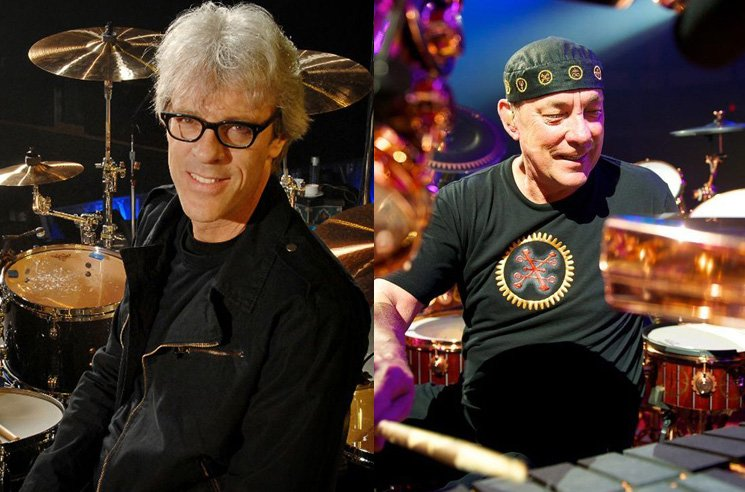 "Stewart Copeland Remembers Neil Peart: ""A Really Good Friend and a ..."
