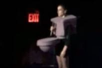 ​St. Vincent Dressed Up as a Toilet and Debuted a New Song