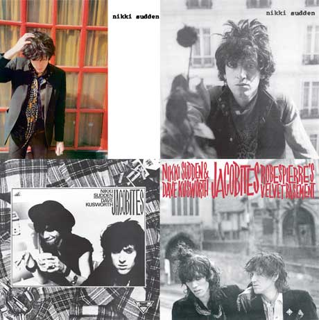 Nikki Sudden Treated to Vinyl Reissue Campaign