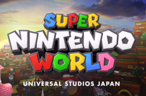 Here's Your First Look at Japan's Super Nintendo World Theme Park