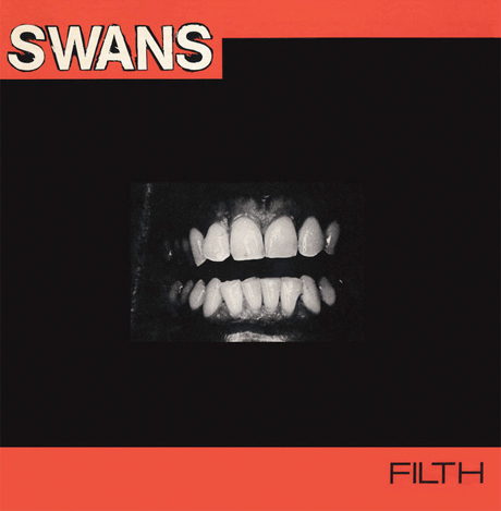 Swans Treat Debut LP 'Filth' to Remastered Vinyl Reissue