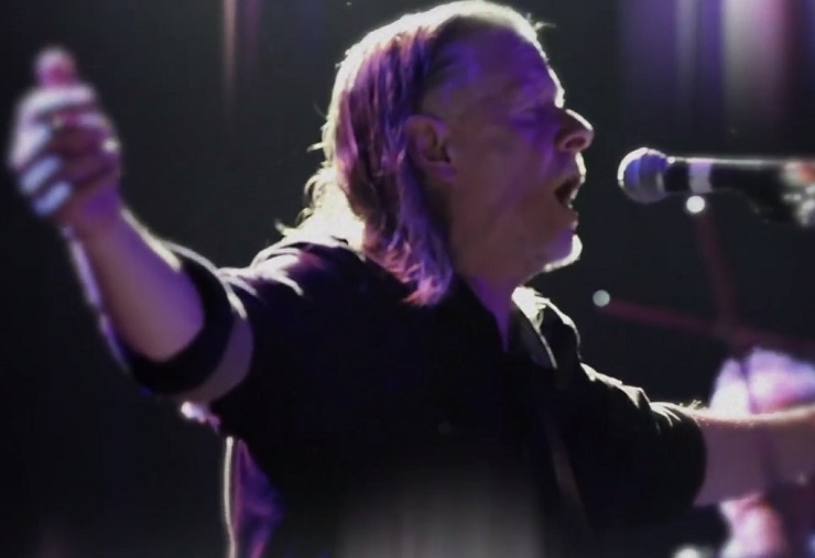 Swans A Little God In My Hands Live Video