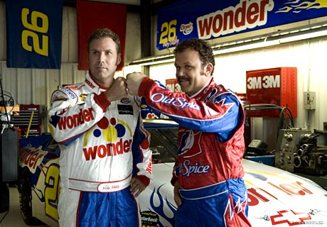 Talladega Nights: The Ballad of Ricky Bobby - Directed by Adam McKay