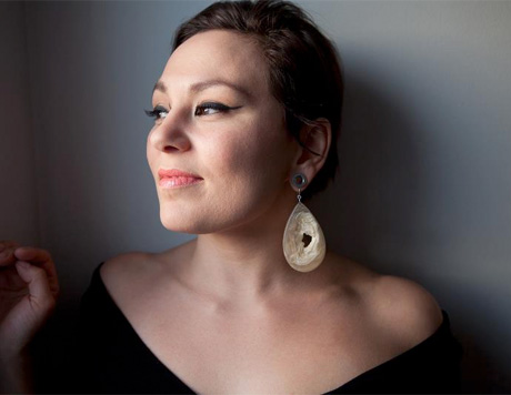 "Tanya Tagaq Discusses ""Angry"" New Album"