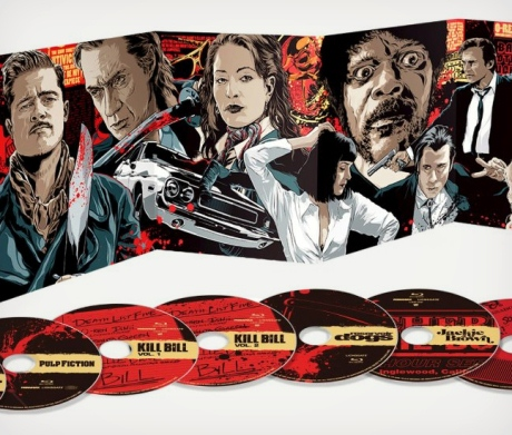 Tarantino XX Collection [Blu-Ray]