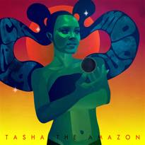 Stream Tasha the Amazon's New Album 'Black Moon'