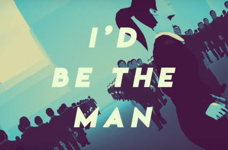 """Taylor Swift Delivers """"The Man"""" Lyric Video"""