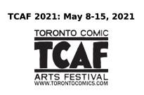 Toronto Comic Arts Festival Readies 2021 Edition