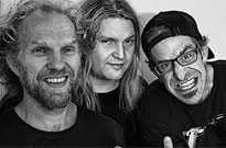 Corrosion of Conformity Offshoot Teenage Time Killer Sign to Rise Records
