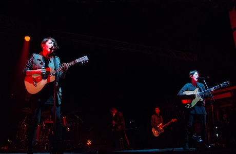 Tegan and SaraMain Stage, Guelph ON, July 25
