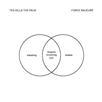 Stream Ten Kills the Pack's New EP 'Force Majeure'