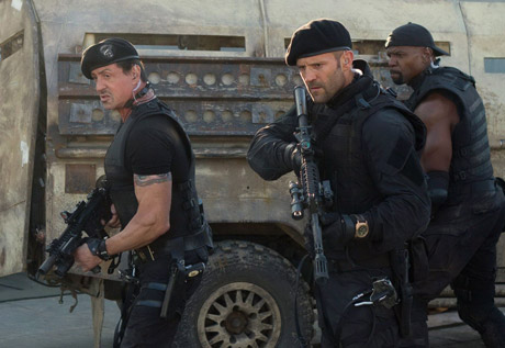 The Expendables 2Simon West