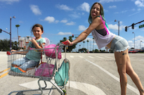 Director Sean Baker Explains Why He Used Instagram to Cast 'The Florida Project'