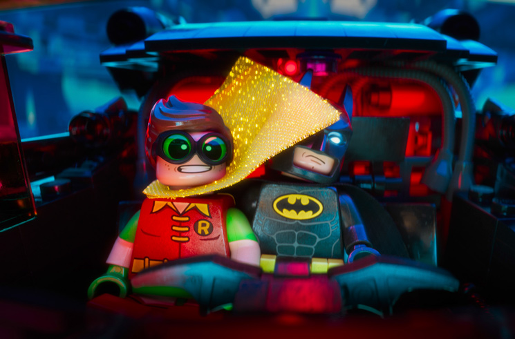 Michael Cera Discusses the Loose Comedy of 'The LEGO Batman Movie'