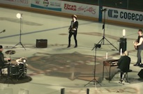 The Trews Rock Out in an Empty Hockey Arena in 'I Wanna Play' Video