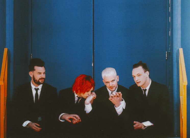 The 1975 On Living On The Internet New Album A Brief Inquiry Into