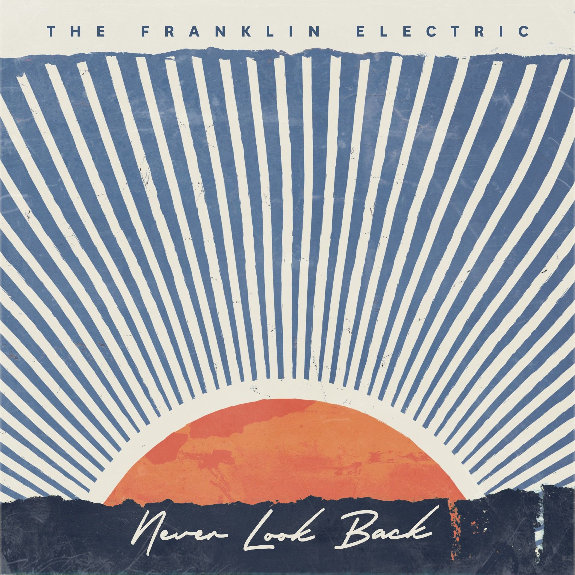 The Franklin Electric Focus on Lyricism on 'Never Look Back'