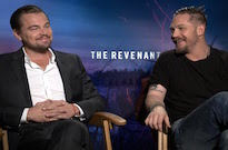 Tom Hardy Lost a Bet and Now Has to Get a Leonardo DiCaprio Tattoo