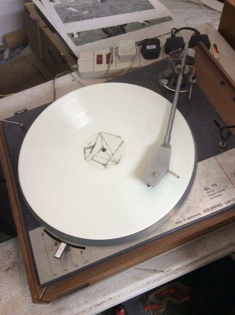 Thom Yorke Tweets Photo of White Vinyl Record, Sparks Rumours of New Material