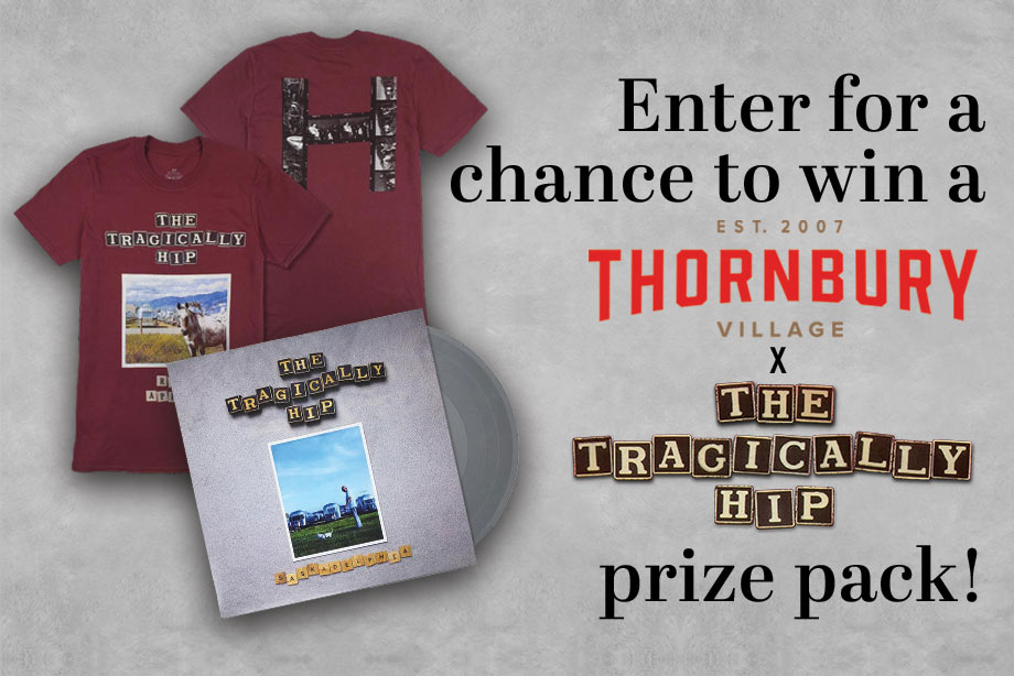 """Thornbury – Enter For a Chance to Win a 'Road Apples' Prize Pack!"""""""