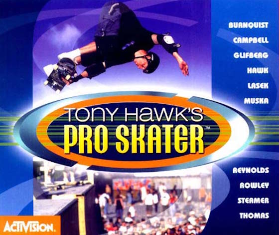 Tony Hawk Is Making a 'Pro Skater' Documentary