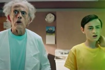 Christopher Lloyd Stars in Adult Swim's Live-Action 'Rick and Morty' Teaser