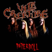 Vile Creature Share Crushing Cover of Kittie's 'Paperdoll'