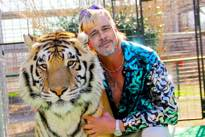 ​'Tiger King' Subject Joe Exotic Wants Brad Pitt or David Spade to Play Him in a Movie