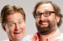 Tim and Eric's Great Interview Celebrates Awesome Ten Year Anniversary Tour