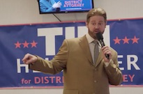 Here's the Official Trailer for Tim Heidecker's 'Mister America'