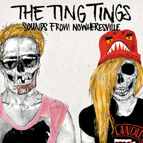 The Ting Tings Detail 'Sounds from Nowheresville'